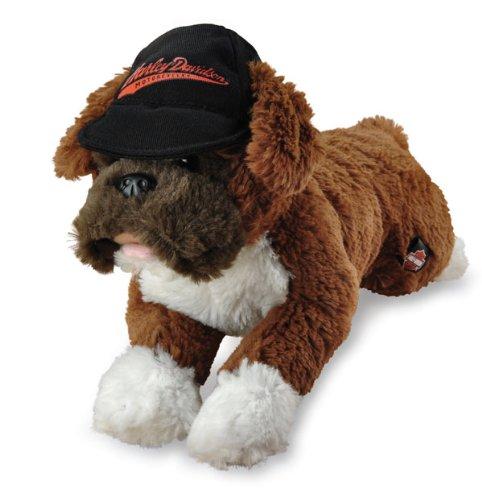 Harley-Davidson® Boxer Stuffed Animal Toy. 20153