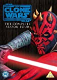 Star Wars: The Clone Wars - The Complete Season Four [DVD] [2012]
