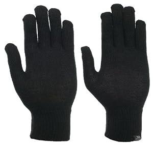 Trespass Kids Presto Glove - Black, Each