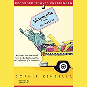 Shopaholic Takes Manhattan Audiobook