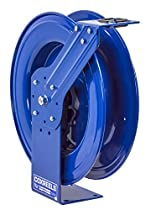 Coxreels SHL-N-450 Low Pressure Spring Rewind Hose Reel with Super Hub(TM): 1/2