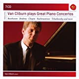 Van Cliburn: Grands concertos pour piano(Coffret 7 CD)par Van Cliburn