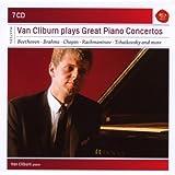 Van Cliburn: Grands concertos pour piano�(Coffret 7 CD)par Van Cliburn