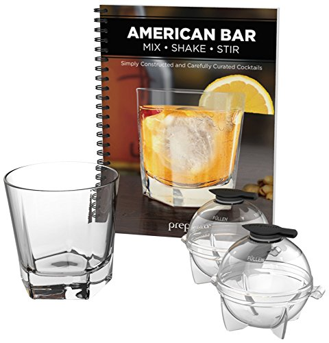 Prepara 4 Piece American Mix, Shake and Stir Bar Gift Set (Mix Stir compare prices)