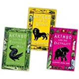 Alexander McCall Smith Akimbo Collection 3 Books Set (Akimbo and the Crocodile Man, Akimbo and the Lions, Akimbo and the Elephants)by Alexander McCall Smith
