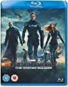 Captain America: The Winter Soldier [Blu-ray] [Region Free]