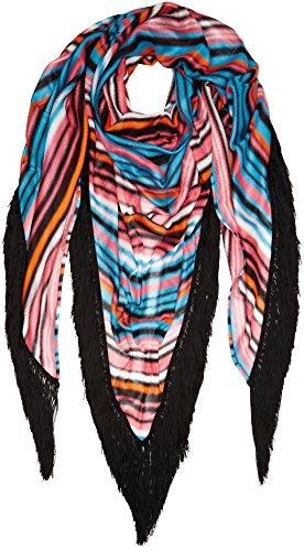 PINKO - 1G202X-5762/Na0, Sciarpa da donna, multicolore (na0 mult.rosa/ara), unica