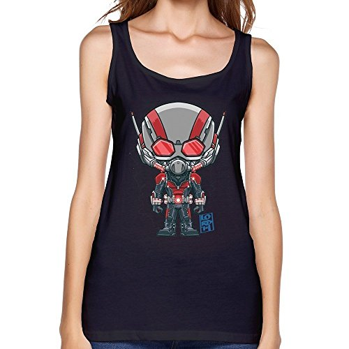 Donna's Ant-Man Classic- Classic Ant Poster 100% Cotton Tank Top
