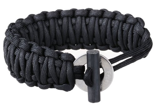 The Friendly Swede Adjustable Premium Paracord Bracelet with Fire Starter at Sears.com