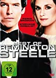 """Remington Steele - Best Of"" - 25 Episodes from all four Seasons on 7 Discs - Region 2 Box-Set - Import - Audio: English"