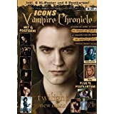 "Icons Vampire Chronicles Twilight Limited Edition inkl. XXL/A1 Poster; mit 6 Postern + 4 Postkarten, allen Infos zu ""New Moon"", Interview mit Robert Pattinson u. v. m.von ""Sonic Seducer"""