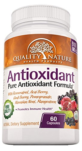 Antioxidant Advanced Formula - All Natural Antioxidant Supplements - Offered By Quality Nature Vitamins
