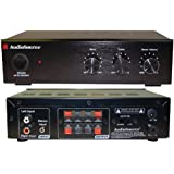 AudioSource AMP 50 25-Watt Stereo Amp (Black) (Discontinued by Manufacturer)