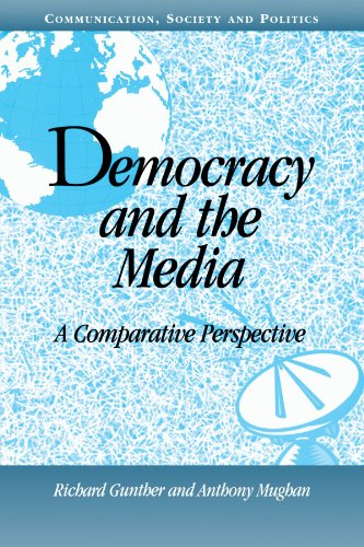 democracy and media Americans widely believe the news media are critical or very important to our democracy but do not believe the media are supporting it well.