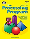 img - for Processing Program Levels 2 and 3-2nd Edition Using Language Webs and Altered Auditory Input to Improve Comprehension by Sandra McKinnis (2012-05-04) book / textbook / text book