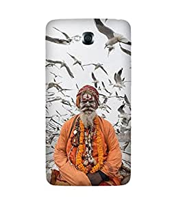 Aghori Baba Back Cover Case for LG G Pro Lite