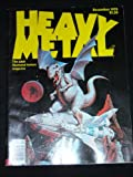 img - for Heavy Metal December 1978 Richard Corben, Michael (Mike) Kaluta, Moebius book / textbook / text book