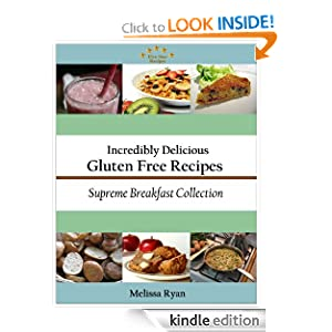 FREE KINDLE BOOK: Five Star Gluten Free Recipes - Supreme Breakfast Collection