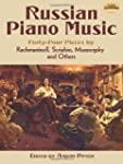 Russian Piano Music: 44 Pieces by Rac...