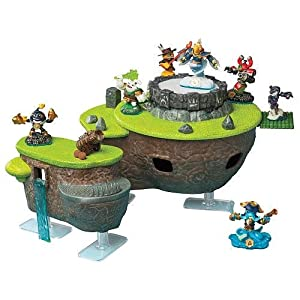 Skylanders Swap Force Funplay Hideaway Skylands Building Set from Power A
