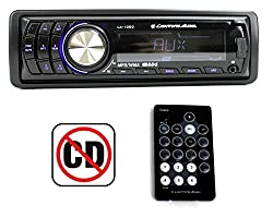 See New Lightning Audio LA-1000 Single DIN MP3/USB Car Audio Stereo Receiver Remote Details