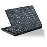 10 Inch Taylorhe laptop skin protective decal amazing checker plate design