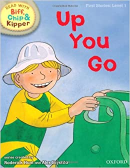 Biff and chip books level 1