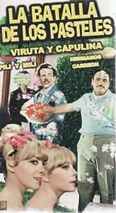Amazon.com: La Batalla De Los Pasteles [VHS]: Marco Antonio Campos