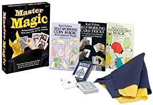 Master Magic: Astounding Magic Tricks That You Can Do in a Flash