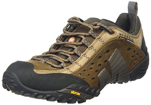 merrell-intercept-mens-lace-up-outdoor-cross-trainer-shoes-moth-brown-11-uk