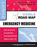 img - for USMLE Road Map: Emergency Medicine (LANGE USMLE Road Maps) book / textbook / text book
