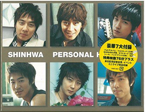 SHINHWA PERSONAL HISTORIES [DVD]
