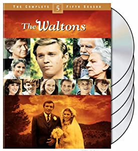 The Waltons The Complete Fifth Season by Warner Home Video