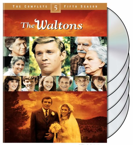 Waltons: Complete Fifth Season [DVD] [Region