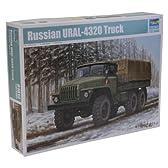 1/35 ソビエト軍 ウラルー4320 6X6トラック