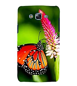 printtech Nature Butterfly Back Case Cover for Samsung Galaxy Core Prime G360