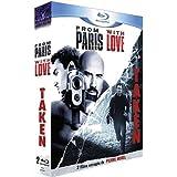 From Paris with Love + Taken [Blu-ray]par John Travolta