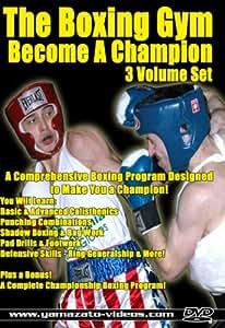 The Boxing Gym 3 Volume Set