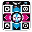 Yue Bu Skidproof Dance Mat Blanket For PC & TV 11mm Thickness Mat