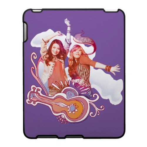 iCarly: Carly and Sam Guitar iPad&reg; Case