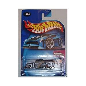 Hot Wheels 2004 024 FIRST EDITIONS - HARDNOSE CHEVY 1959 24/100 1:64 Scale