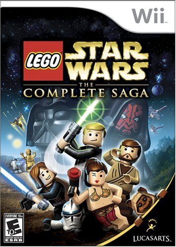 Lego Star Wars: The Complete Saga - Nintendo Wii (Star Wars Ii Wii compare prices)