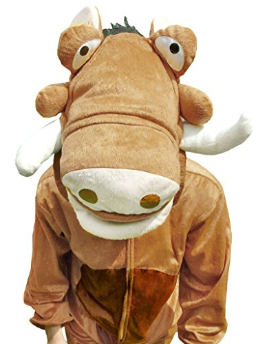 Fantasy World Men's SU01 Warthog Costume 8-10 / M