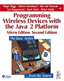 img - for Programming Wireless Devices with the Java 2 Platform, Micro Edition (2nd Edition) book / textbook / text book