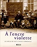 img - for A l'encre violette (French Edition) book / textbook / text book