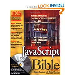 Book Cover: [share_ebook] javascript bible 5th edition