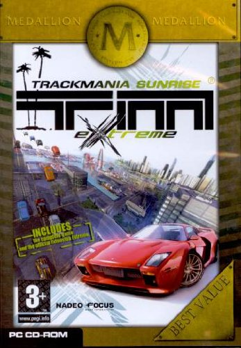 Trackmania Sunrise Extreme  (PC)