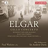 Elgar: Cello Concerto (Chandos: CHAN 10709)by Paul Watkins