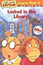 Locked in the Library!