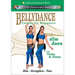 Bellydance Fitness for Beginners: Slim Down